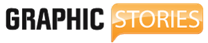 Graphic stories logo